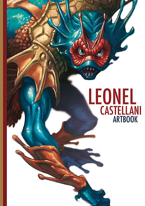 ARTBOOK LEONE CASTELLNI