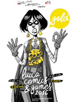 LUCCA 2016