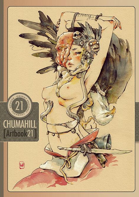 Artbook21 Chuma Hil