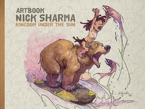 ARTBOOK NICK SHARMA