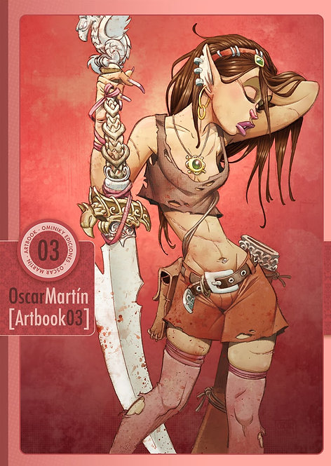 ARTBOOK03 OSCAR MARTÍN