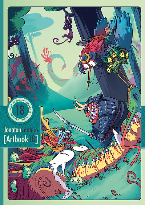 Artbook18 Jonatan Cantero