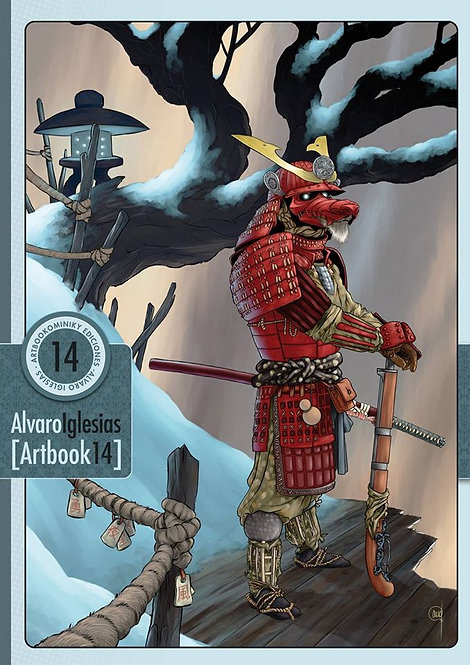 ARTBOOK14 ÁVARO IGLESIAS