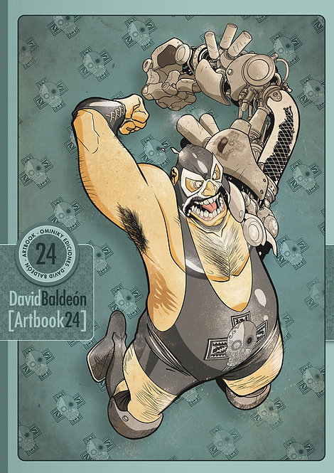 ARTBOOK24 DAVID BALDEÓN.