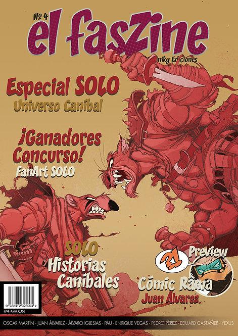EL FASZINE - Nº4 - DESCARGAR PDF