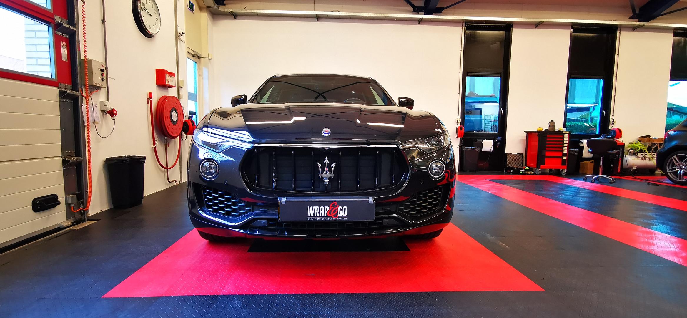 92 - Maserati Levante
