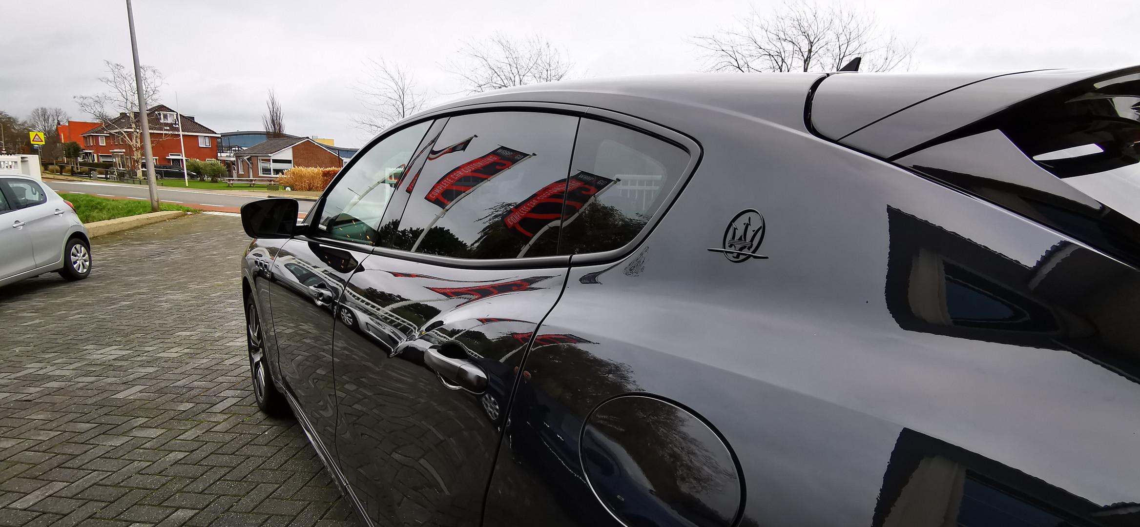 92 - Maserati Levante Wrap&Go