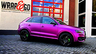 Audi Q3​​ - Teckwrap Concord Grape