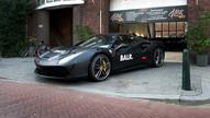 Ferrari 488 Spider Balr wrap