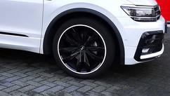 Alloygators wit VW Tiquan