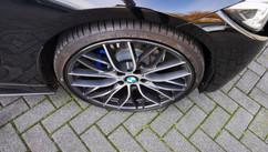 BMW Alloygator zwart velgen
