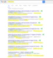 Auszug Googleergebnisse Tellows Nanni