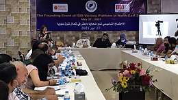 North East Syria: launch of a platform to advocate for the rights of ISIS victims