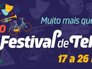 Festival de Telheiras 2019                                        WORKSHOPS GRATUITOS