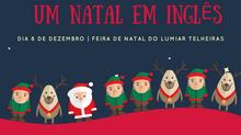 Um Natal em Inglês