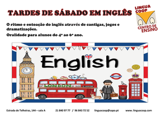 5º ANO - Prova de Aferição de Inglês