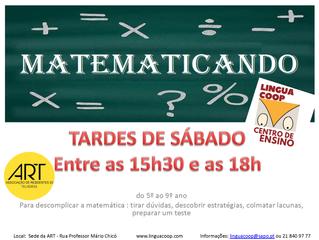 MATEMATICANDO - Para alunos que não precisam de explicações!!!