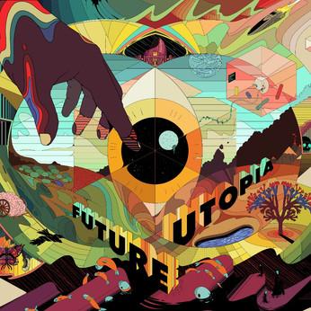 """FUTURE UTOPIA """"12 QUESTIONS"""""""