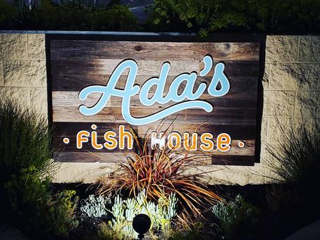 Ada's SEAFOOD PASTA