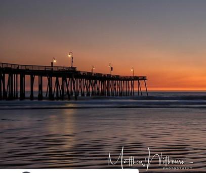 Pismo Pier @ Sunset
