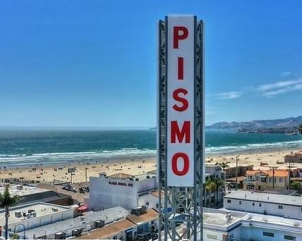 Pismo via Drone