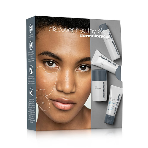 Discover Healthy Skin Kits