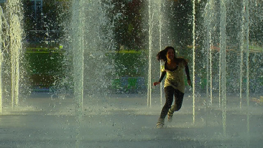 Parc Citroen, Paris 2011