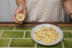 Kiwifruit tasting