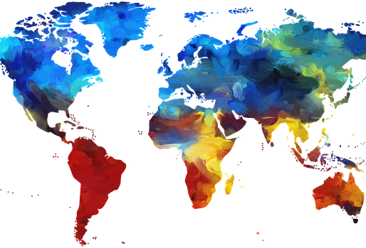How Do You Colour The World?