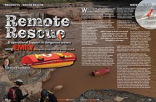 Water Rescue Drone ROV UAV