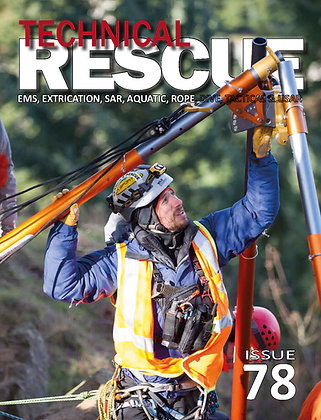 TECHNICAL RESCUE issue 78 PRINT