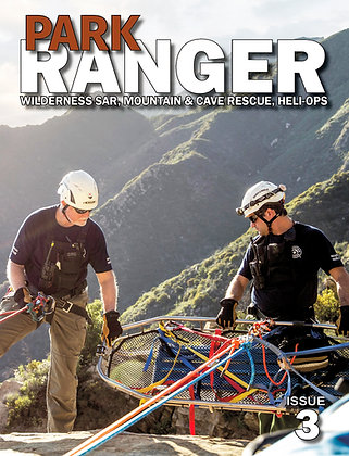 PARK RANGER magazine issue 3 PRINT