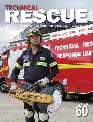 TECHNICAL RESCUE issue 60 PRINT