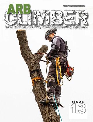 ARB CLIMBER issue 13 PRINT