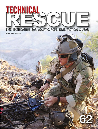 TECHNICAL RESCUE issue 62 PRINT