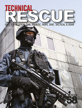 TECHNICAL RESCUE issue 58 PRINT