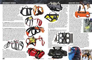 SAr Dog Harnesses