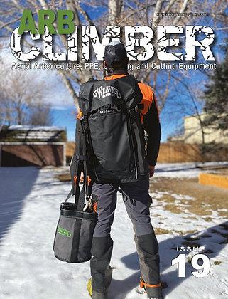 ARB CLIMBER issue 19 PRINT