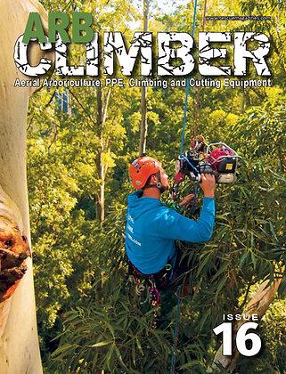 ARB CLIMBER issue 16 PRINT