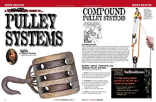 Reed Thorne Pulley Systems