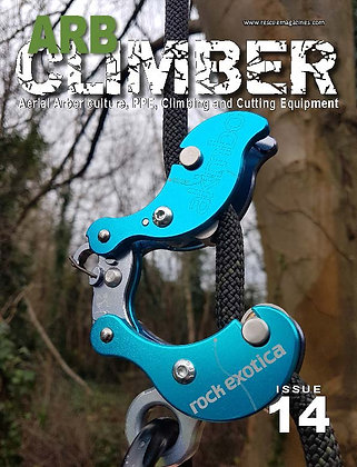 ARB CLIMBER issue 14 PRINT