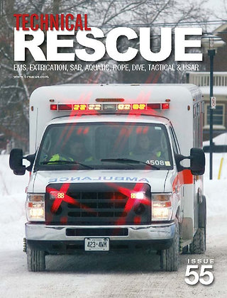 TECHNICAL RESCUE  issue 55 print