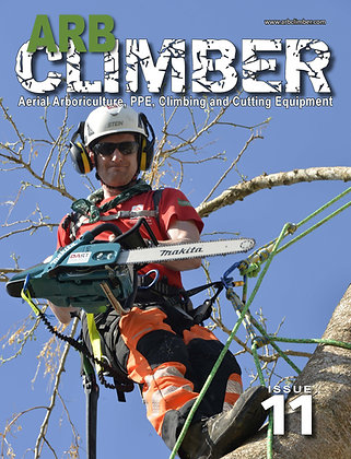 ARB CLIMBER issue 11 PRINT