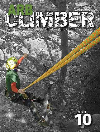 ARB CLIMBER issue 10 PRINT