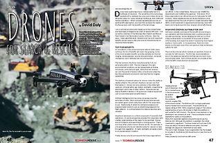 Drones UAV