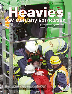 LGV Lorry Rescue - Heavy Vehicle rescue