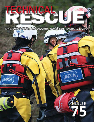 TECHNICAL RESCUE issue 75 DIGITAL