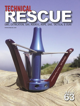 TECHNICAL RESCUE issue 63 PRINT