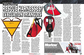 Rescue Harnesses Evauation harness