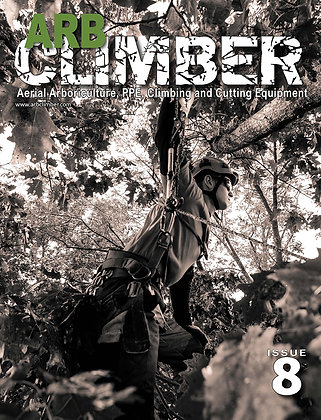 ARB CLIMBER issue-8 PRINT